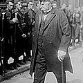 1908 - jean jaurès accuse georges clémenceau