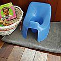 L'acquisition de la propreté chez l'enfant