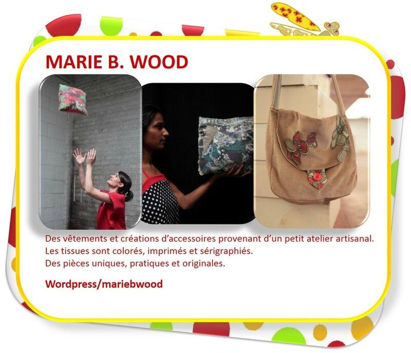 Marie B Wood