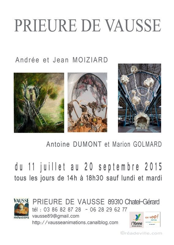affiche EXPO 2015 copie