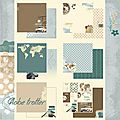 Collection globe trotter de lorelaï design