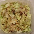 Salade de chou chinois version salee