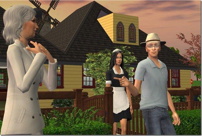 Episode 6 (été) - Famille Scibert