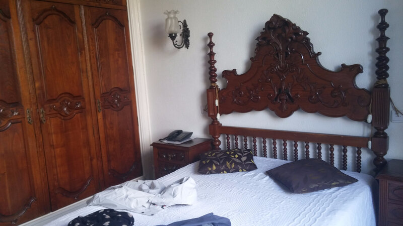 Notre chambre d'hotel