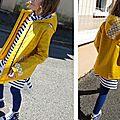 Jaune soleil.... ou jaune pluie