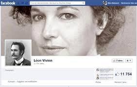Comprendre un témoignage sur la Première Guerre mondiale : la page Facebook de Léon Vivien