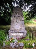 Stèle de B. Gaillard