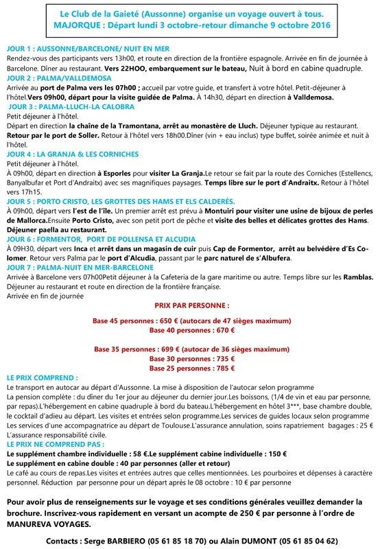 Affiche Baléares-1