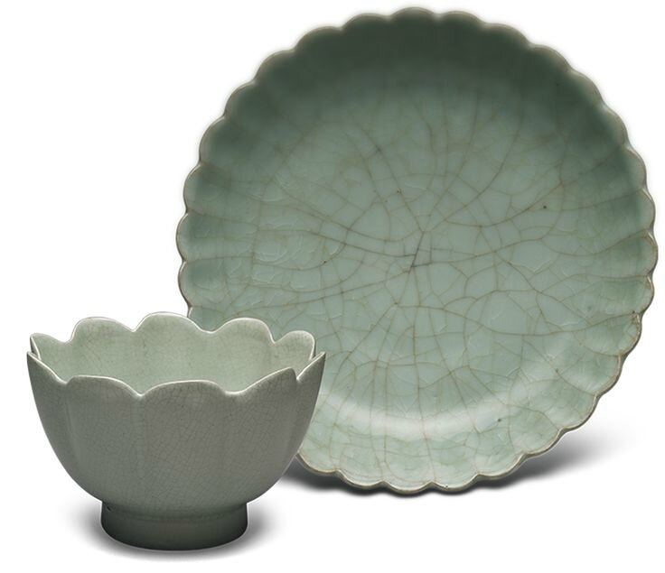 """Precious as the Morning Star: 12th-14th Century Celadons in the Qing Court Collection"" at National Palace Museum, Taipei"