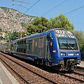 Z 23500 (507), gare de Eze/Mer (06)