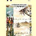 Hauteurs n°6, la littérature antillaise