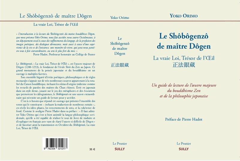 Guide de lecture du Shôbôgenzô par Yoko Orimo