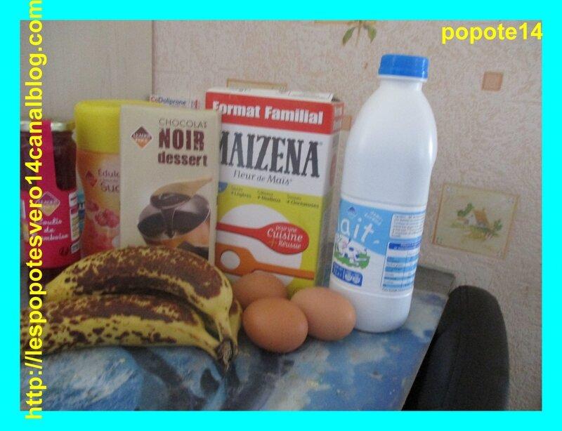 pot bananes chocolat1
