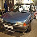 Citroën ax salsa cabriolet (1989)