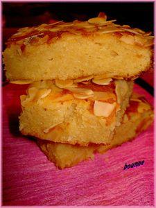 Friands aux amandes (3)