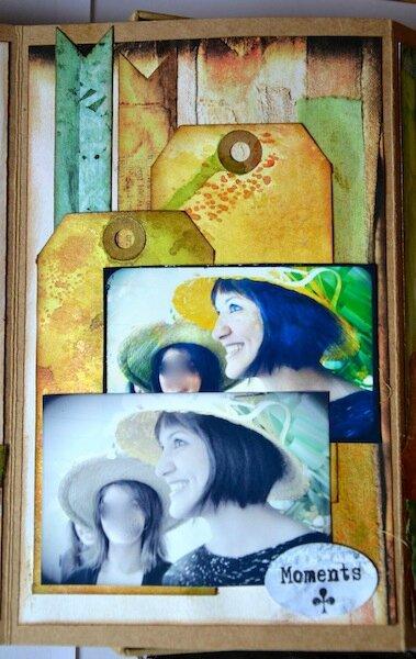 Mini Album Coffret Graphic' 17 - Crop Fatiha Mars 2013