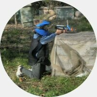 paint ball 01 rond