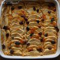 Gâteau aux pommes sans sucre ni beurre - torta alle mele senza zucchero e senza burro