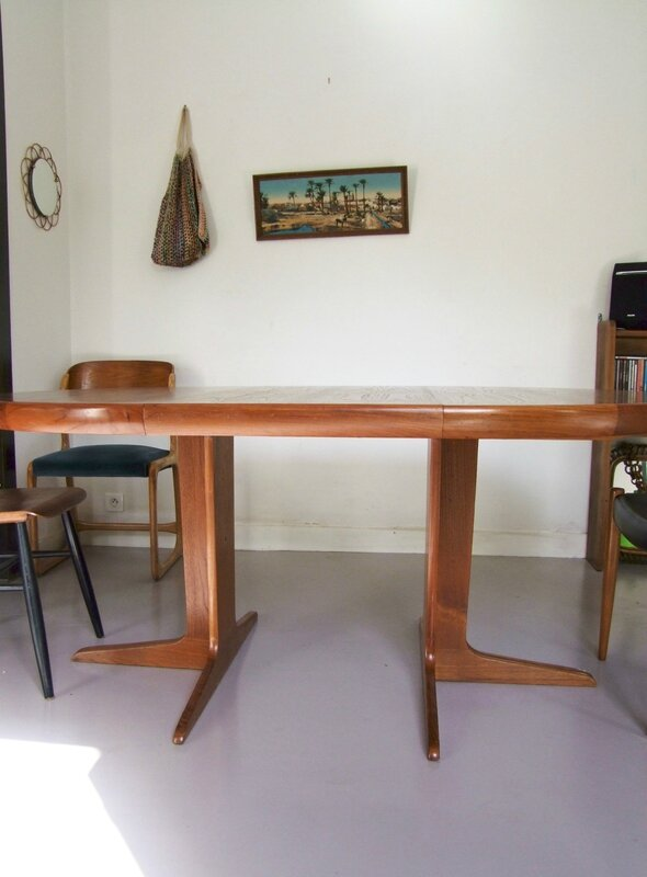 Table ronde-scandinave