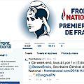 Congrès fn #lyon : nous y serons (vendée) - pour suivre toute l'actualité en direct de la villle de lyon