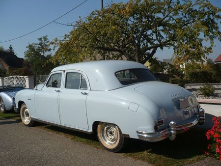 FRAZER Manhattan 4door Sedan 1948 Rustenhart (2)