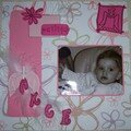 Scrapbooking - Mes pages