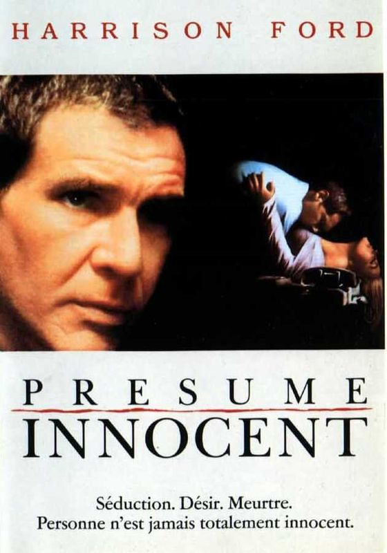 Présumé innocent Streaming Film