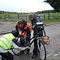 Lerarenkaart fietstocht 2013 - Levant - pitsstop - PB035345