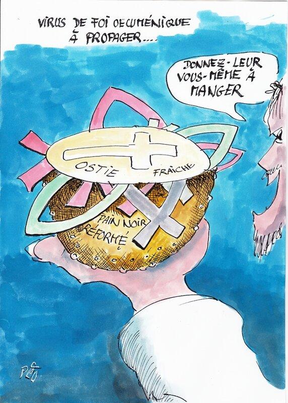 Virus de foi oecuménique à propager