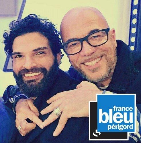 [PODCAST] Pascal Obispo & Mike Massy sur France Bleu Périgord