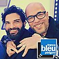 [podcast] pascal obispo & mike massy sur france bleu périgord