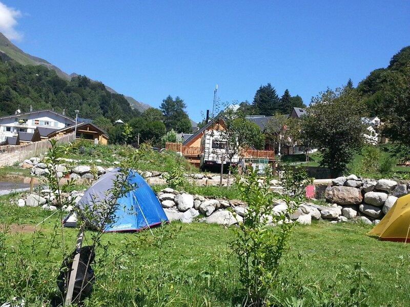 camping La Ribère gr10