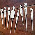 jonchets sculptés