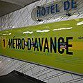(M) RATP PARIS Ligne 1