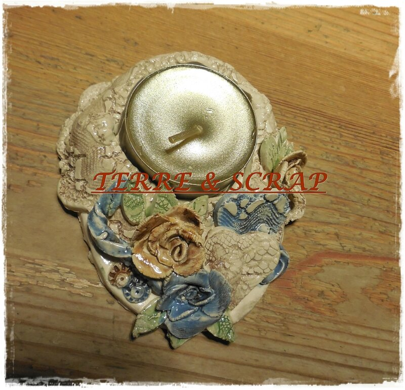 bougeoirs vintage et shabby 014
