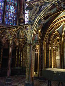 23 Sainte chapelle de Paris 020