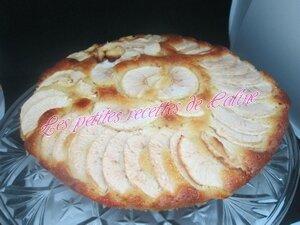 Gâteau moelleux pommes frangipane51