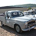 PEUGEOT 403 pick-up Soultzmatt (1)