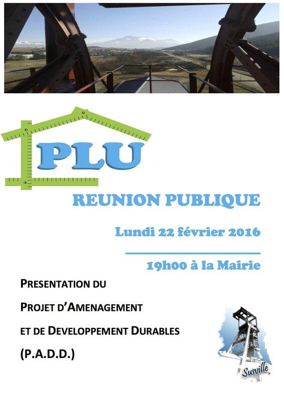 Affiche réunion 220216 PADD