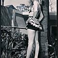 Avril 1948 mannequinat