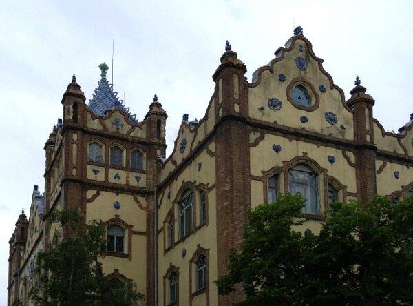 Institut Géologie Budapest2