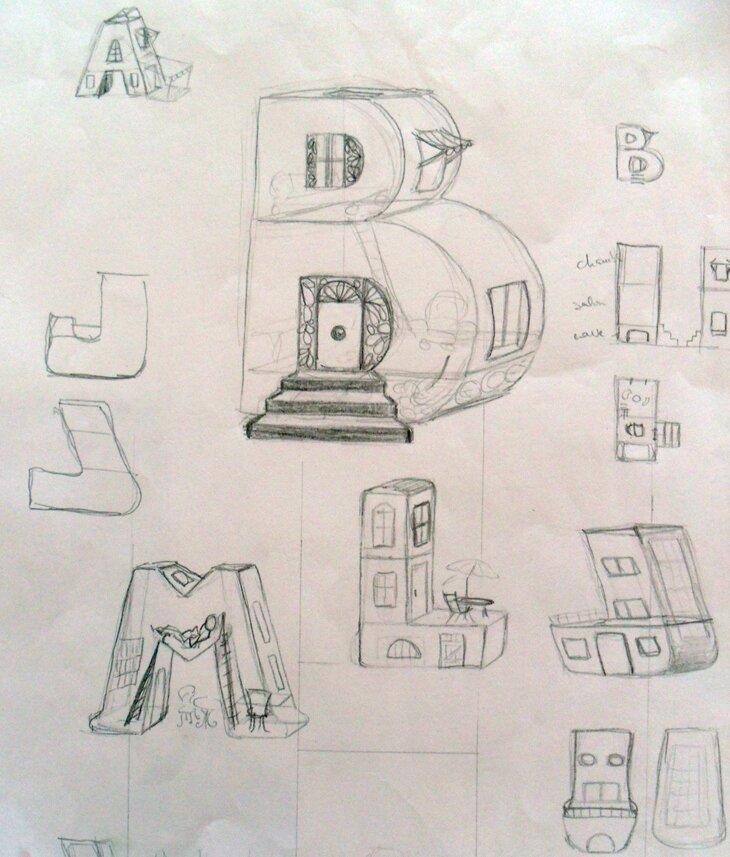 Ville - Alphabet