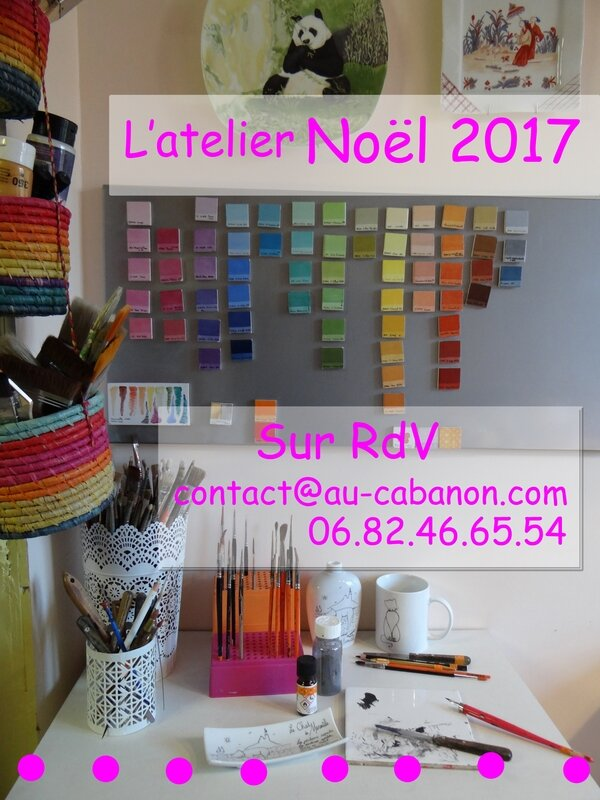 atelier noel 2017