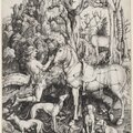 Kunsthalle bremen acquires major copperplate engraving by albrecht dürer