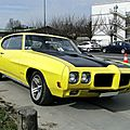 Pontiac gto 2door hardtop coupe 1970