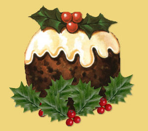 ChristmasPuddingPud