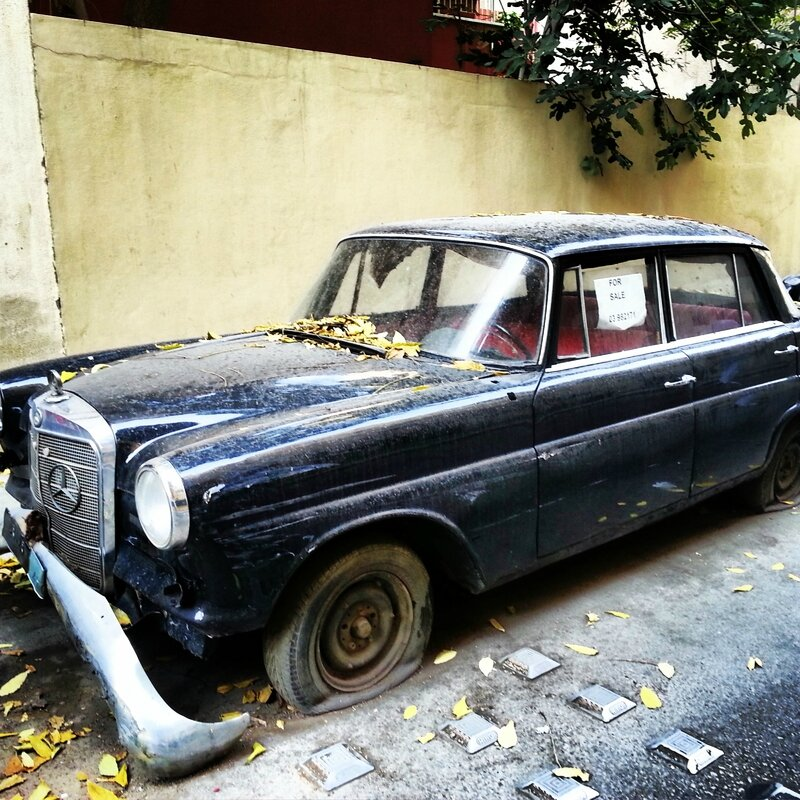 Beyrouth mercedes