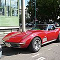 CHEVROLET Corvette C3 Stingray convertible Mulhouse (1)