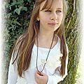 Décoration 1ère eucharistie de ma fille aînée...