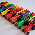 Tracteurs & remorques marque tomte